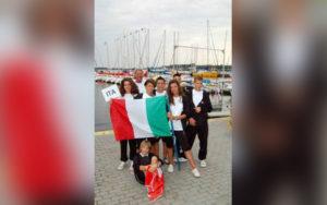 Bravi i giovani velisti CVMM all'Europeo l'Equipe