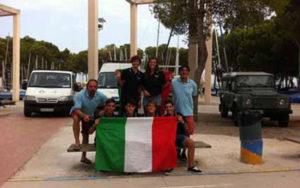 Parte bene l'europeo L'Equipe per la squadra CVMM