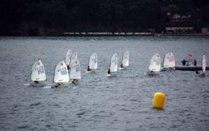 I velisti CVMM a Porto Azzurro per il Campionato Elbano
