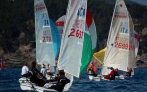 Regata nazionale l'equipe a marina di campo