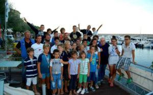 Grande divertimento per la regata sociale giovanile al CVMM