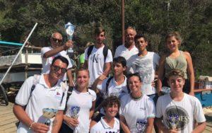 Il CVMM vince il Trofeo Bozzolini a Procchio
