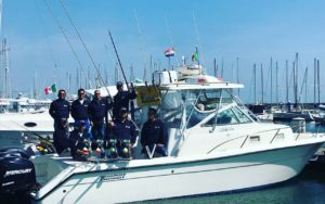 Grandi risultati per il team della pesca