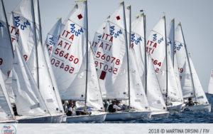 La squadra CVMM ai Campionati Italiani di Bari
