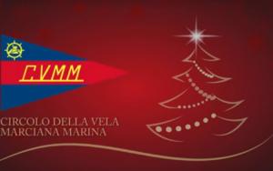 Auguri di Buon Natale dal Circolo della Vela Marciana Marina
