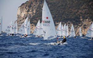 Italia Cup Laser a Marina di Campo